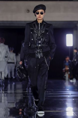 Balmain Homme Menswear Fall Winter 2019 Paris45