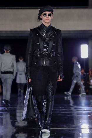 Balmain Homme Menswear Fall Winter 2019 Paris46