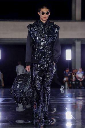 Balmain Homme Menswear Fall Winter 2019 Paris48