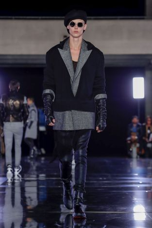 Balmain Homme Menswear Fall Winter 2019 Paris49