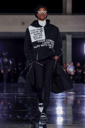 Balmain Homme Menswear Fall Winter 2019 Paris60