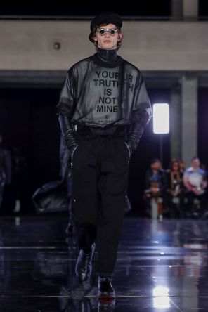 Balmain Homme Menswear Fall Winter 2019 Paris66