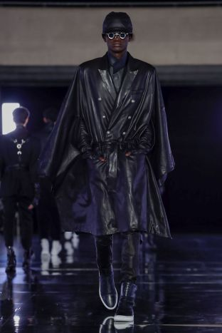 Balmain Homme Menswear Fall Winter 2019 Paris67