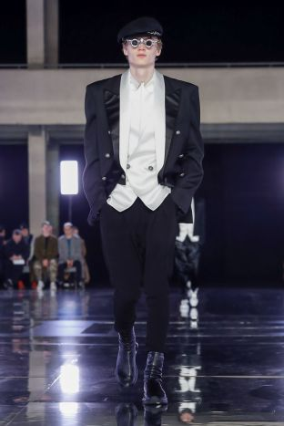Balmain Homme Menswear Fall Winter 2019 Paris77