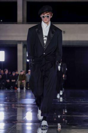 Balmain Homme Menswear Fall Winter 2019 Paris83