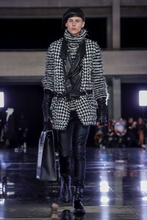 Balmain Homme Menswear Fall Winter 2019 Paris88