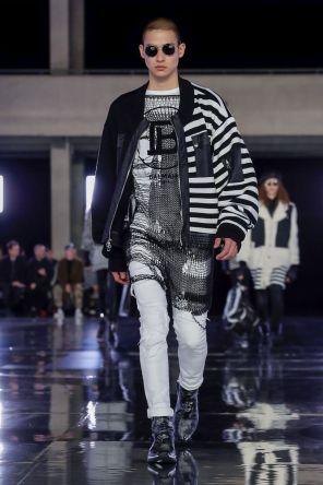 Balmain Homme Menswear Fall Winter 2019 Paris89