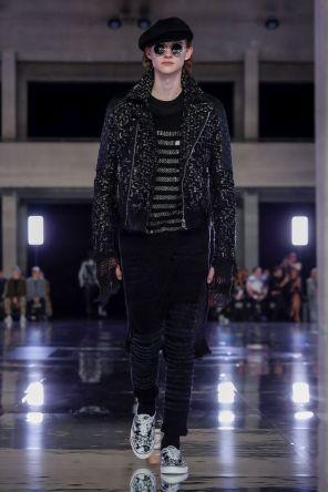 Balmain Homme Menswear Fall Winter 2019 Paris9