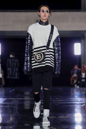 Balmain Homme Menswear Fall Winter 2019 Paris92