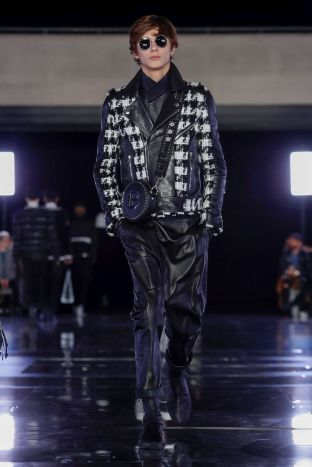 Balmain Homme Menswear Fall Winter 2019 Paris98