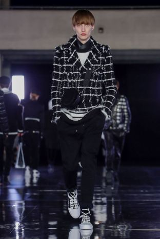 Balmain Homme Menswear Fall Winter 2019 Paris99