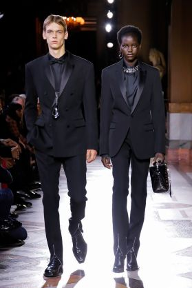 Berluti Menswear Fall Winter 2019 Paris18