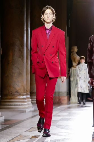 Berluti Menswear Fall Winter 2019 Paris38