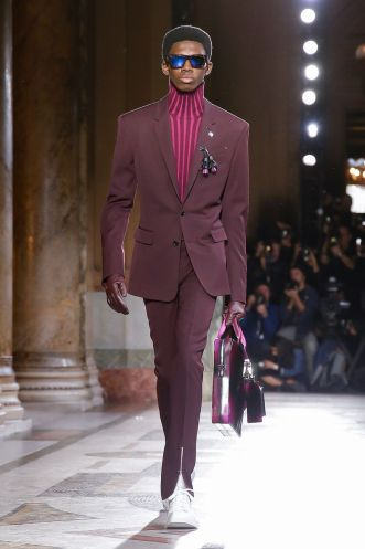 Berluti Menswear Fall Winter 2019 Paris45