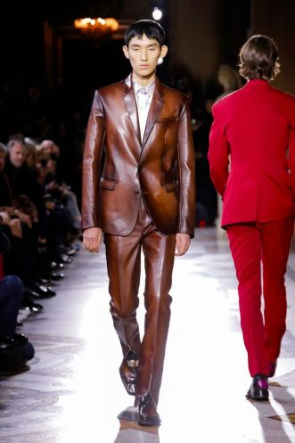 Berluti Menswear Fall Winter 2019 Paris46