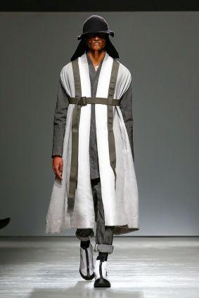 Boris Bidjan Saberi Menswear Fall Winter 2019 Paris1