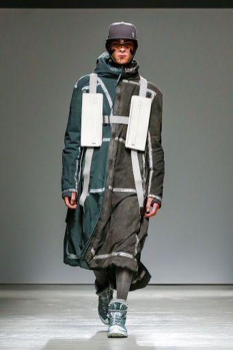 Boris Bidjan Saberi Menswear Fall Winter 2019 Paris17