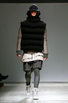 Boris Bidjan Saberi Menswear Fall Winter 2019 Paris2