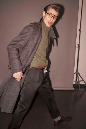 Brioni Men's Fall 2019