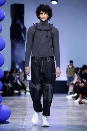 Cerruti 1881 Menswear Fall Winter 2019 Paris14