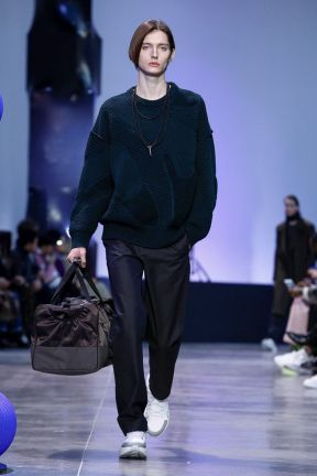 Cerruti 1881 Menswear Fall Winter 2019 Paris18