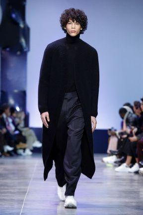 Cerruti 1881 Menswear Fall Winter 2019 Paris6