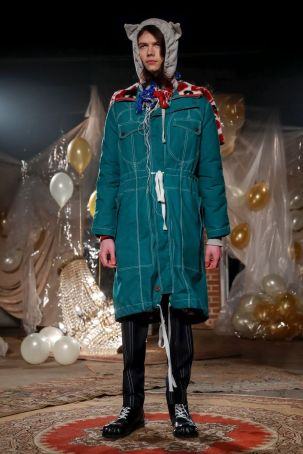 Charles Jeffrey LOVERBOY Fall Winter 2019 London11
