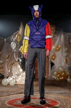 Charles Jeffrey LOVERBOY Fall Winter 2019 London16