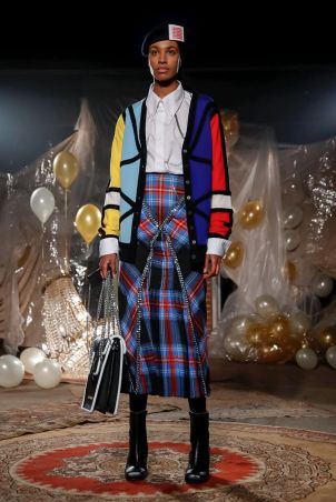 Charles Jeffrey LOVERBOY Fall Winter 2019 London17