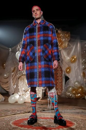 Charles Jeffrey LOVERBOY Fall Winter 2019 London25
