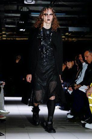 Comme des Garçons Homme Plus Menswear Fall Winter 2019 Paris17