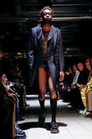Comme des Garçons Homme Plus Menswear Fall Winter 2019 Paris7