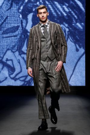 Daks Men & Women Fall Winter 2019 Milan12
