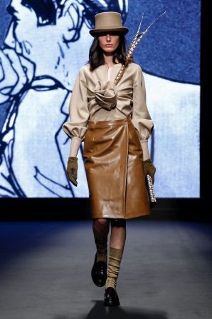 Daks Men & Women Fall Winter 2019 Milan5