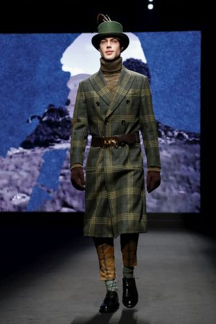 Daks Men & Women Fall Winter 2019 Milan59