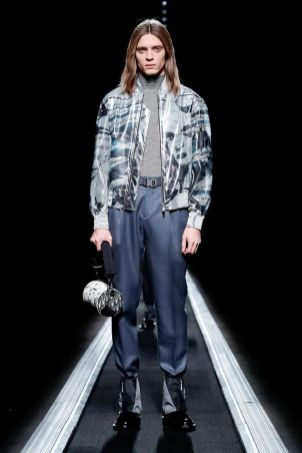 Dior Homme Menswear Fall Winter 2019 Paris26