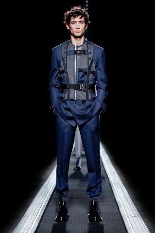 Dior Homme Menswear Fall Winter 2019 Paris33