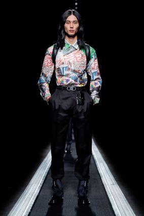 Dior Homme Menswear Fall Winter 2019 Paris4