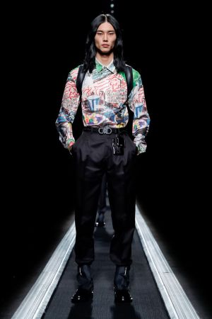 Dior Homme Menswear Fall Winter 2019 Paris4