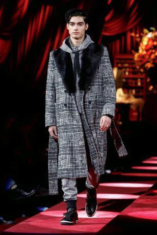 Dolce & Gabbana Menswear Fall Winter 2019 Milan1