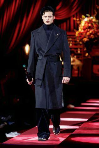 Dolce & Gabbana Menswear Fall Winter 2019 Milan105
