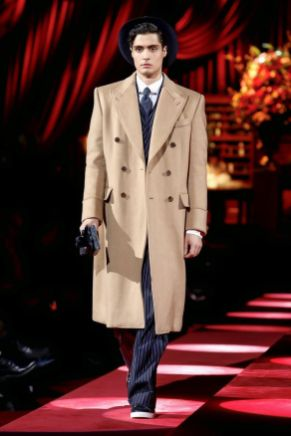 Dolce & Gabbana Menswear Fall Winter 2019 Milan11
