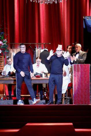 Dolce & Gabbana Menswear Fall Winter 2019 Milan115