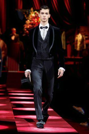 Dolce & Gabbana Menswear Fall Winter 2019 Milan123