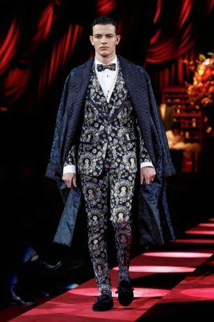 Dolce & Gabbana Menswear Fall Winter 2019 Milan25
