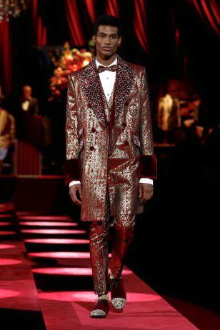 Dolce & Gabbana Menswear Fall Winter 2019 Milan27