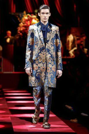 Dolce & Gabbana Menswear Fall Winter 2019 Milan32