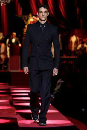 Dolce & Gabbana Menswear Fall Winter 2019 Milan35