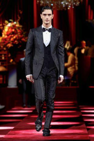 Dolce & Gabbana Menswear Fall Winter 2019 Milan36