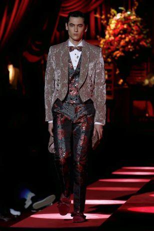 Dolce & Gabbana Menswear Fall Winter 2019 Milan38